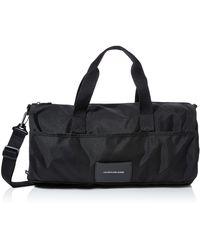 Calvin Klein Sport Essential Duffle Inst Crossovers - Black