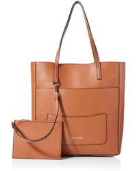 Steve Madden Bkimmy 's Tote - Brown