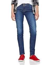 Tommy Hilfiger Venice Rw Scarlett Skinny Jeans - Blue