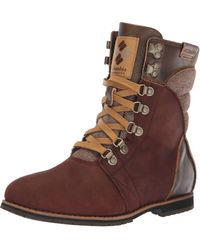 Columbia TWENTYTHIRD Ave II Mid Waterproof Fashion Boot - Marrone