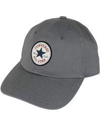 Converse Flat Peak Snapback Baseball Cap ~ Core White - Blanc