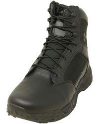 Under Armour 1268951- Zapatillas de Senderismo Negro Black 001, 42.5 EU