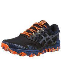 Asics Gel-Fujitrabuco 8, Running Shoe para Hombre - Multicolor