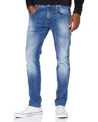 Replay Anbass Jeans - Blu