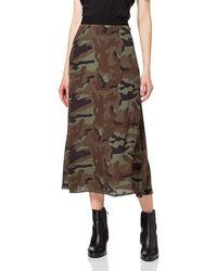 True Religion Plattern Skirt - Multicolour