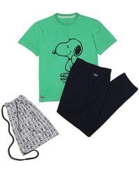 Lacoste Pyjama - Vert