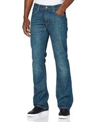 Levi's 527 Slim Bootcut Jeans - Bleu