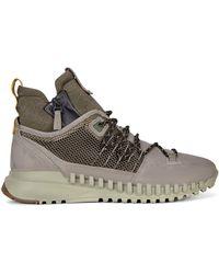 Ecco Zipflex Schuhe warm Grey Schuhgröße EU 41 2020 - Grau