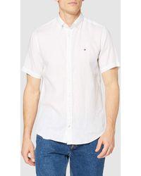 Tommy Hilfiger - Windsurf Linen Shirt S/S Chemise - Lyst