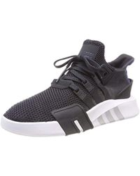 finest selection f4885 3ffdf adidas Eqt Bask Adv Fitness Shoes in Green for Men - Lyst