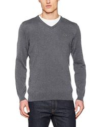 Lacoste Pull Homme - Gris