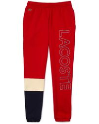 Lacoste Jogginghose - Rot