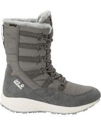 Jack Wolfskin Nevada Texapore High W Snow Boot - Grey
