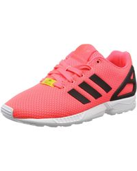 adidas ZX Flux - Rouge