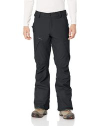 Volcom Articulated Modern Fit Snowboard Pant - Black