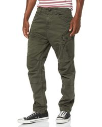 G-Star RAW Roxic Tapered Cargo Pantalones - Gris