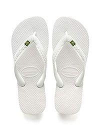 Havaianas - Unisex Adults' Brasil Flip Flops - Lyst