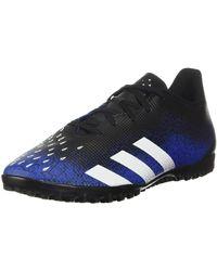 adidas Predator Freak .4 Turf Soccer Shoe - Bleu
