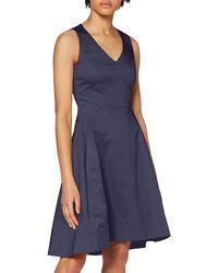 Esprit Collection 020eo1e325 Cocktail Dress - Blue