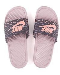 Nike Langärmliges Hemd Miler UV - Pink