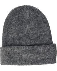 Vero Moda Vmkatrine Wool Beanie Noos - Grey