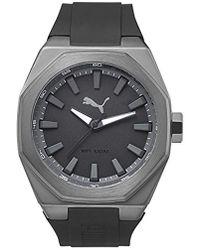 Reloj Multiesfera para Hombre de Cuarzo con Correa en Plástico PU104281004.  109 €. Amazon · PUMA - Time - Lyst 8fe59d5a47f5