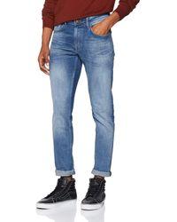 Pepe Jeans Finsbury Vaqueros - Azul
