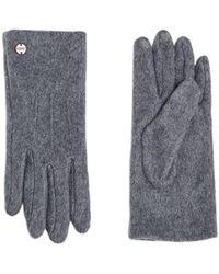 Esprit 109ea1r021 Gloves - Gray
