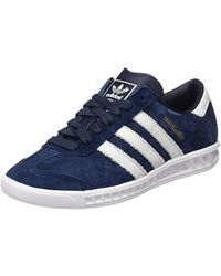 Adidas Training Shoes For Men   Adidas Hamburg Low Tops
