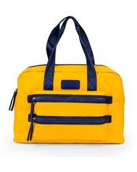 Nautica Aye On The Prize Weekender - Yellow