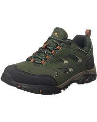 Regatta Holcombe Iep Low Rise Hiking Boots - Multicolour