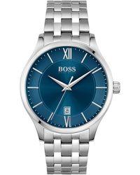 BOSS by HUGO BOSS Reloj de Pulsera 1513895 - Azul