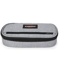 Eastpak Oval Zippl'r Trousse - Gris