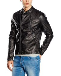 Guess Military Jacket Veste - Bleu
