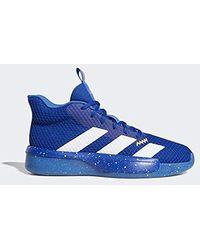 adidas Boys' 3 Series 2015 K Basketball Shoes, Azul (Reauni