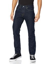 Levi's 502 Regular Taper Jeans - Blu