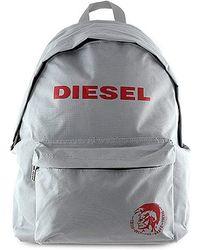 DIESEL - Kinder-Rucksack 71159, Grau - Lyst