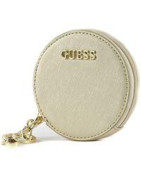 Guess Pwcore-p1105-gol Handbag - Metallic