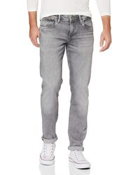 Pepe Jeans Hatch Slim Fit Jeans - Gray