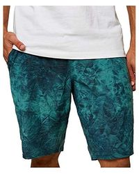 O'neill Sportswear 20 Inch Outseam Hybrid Stretch Walk Short - Blue