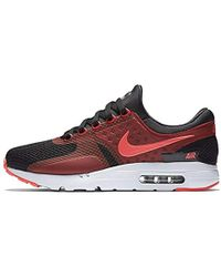Nike Air Max Zero Essential Men's Shoes (trainers) In Red