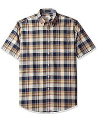 Pendleton - Short Sleeve Seaside Button Down Shirt - Lyst