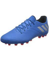 adidas Messi 16.3 Ag - Bleu
