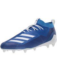 adidas Adizero 8.0 Cleats - Blue