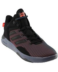 sports shoes 25700 237ad adidas - Neo Cloudfoam Revival Mid Basketball Shoe - Lyst