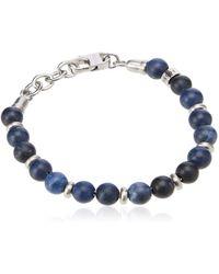 Fossil Armband JF02629040 - Blau