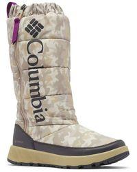 Columbia Paninaro Omni-Heat Tall Snow Boot - Marrone