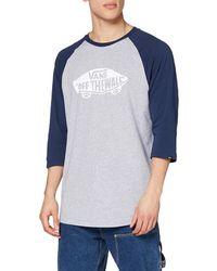 Vans - Mn Otw Raglan T-Shirt - Lyst