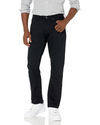 Amazon Essentials Athletic-fit Stretch Jean Black