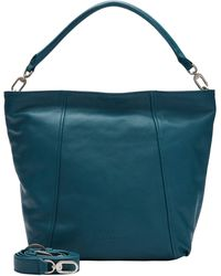 Liebeskind Berlin Iva Hobo Medium - Blau